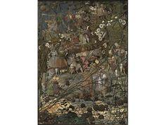 'The Fairy-Feller's Masterstroke' - Richard Dadd