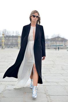 240 Chic as Sh*t Paris Street Style Looks  - Cosmopolitan.com