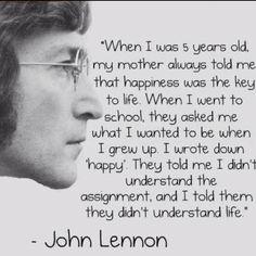 Mr. Lennon <3