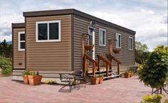 Kottage RV homes have a 15-year warranty and can be renovated if necessary. The prices range from $60,000, for the base model, up to $90,000, for the larger, 3-bedroom model. These prices includes the delivery to the building site. Since the units are made from standard sized shipping containers, they can also easily be towed by truck.