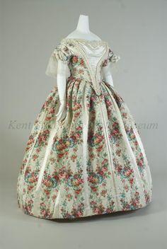 Dress 1860-1869