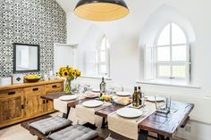 The Chapel on the Hill, Middleton-in-Teesdale, 2015 - Evolution Design Chapel Conversion, Church Conversions, Durham, Evolution Design, Decoracion Vintage Chic, Cecile, House On A Hill, Chapelle, Kirchen