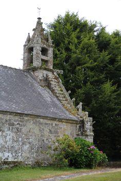 La chapelle de Locadour à Kervignac - Morbihan, Bretagne