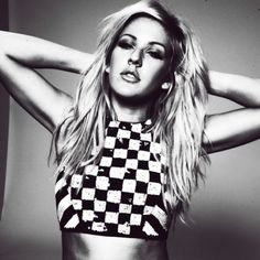 """#EllieGoulding releases music video for """"Midas Touch."""""""