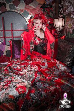 Traditional Japanese Kimono, Japanese Geisha, Traditional Fashion, Lunar New, Female Art, Character Inspiration, Beautiful People, Cosplay, Costume