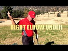 RIGHT ELBOW UNDER - YouTube