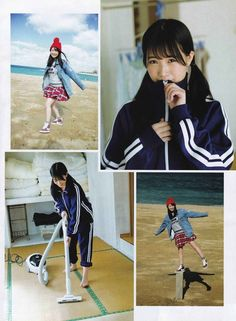 HKT48 Mio Tomonaga Hatsukoi Gashuku on Entame Magazine - JIPX(Japan Idol Paradise X)