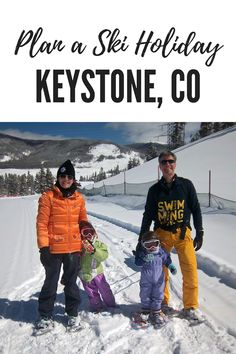 Keystone Family Vacation - what to do and where to go when you head to Colorado ski Keystone Resort. Momtrends