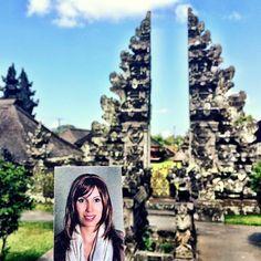 An awesome Virtual Reality pic! Renata #BornNowhere at #PuraAgung #GunungRaung #Bali #MonkeyForestSanctuary #UbudMonkeyForest #Ubud  #SocialMediaArt #interactiveart #conceptualart #identityissue #character #selfie #self #virtualreality #temple #peace #peacefulmoment by bornnowhere check us out: http://bit.ly/1KyLetq