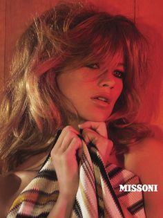 MISSONI FW06 - Carolyn Murphy by Camilla Akrans