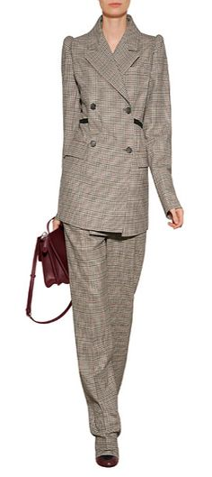 Equestrian style gets a high-fashion redux with this immaculately tailored blazer from Maison Martin Margiela #Stylebop