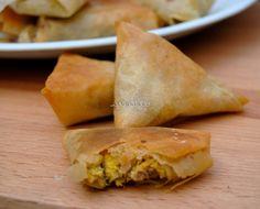 Asopaipas. Recetas de Cocina Casera                                                               .: Briouats de Atún