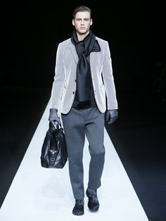 EMPORIO ARMANI 2013~14 A/W Collection