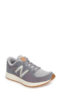 Free shipping and returns on New Balance Fresh Foam Zante V2 Running Shoe (Women) at Nordstrom.com. Based on an iconic 90's silhouette, this lightweight running shoe features a plush Fresh Foam midsole to create a smooth ride and quick heel-to-toe transition so you can pick up the pace—and keep it, too. The grippy, multipurpose sole provides added stability on virtually any terrain.