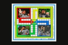 Prophet T.B Joshua.                              ASED LUDO - Visual Image Processor {'AL-VIP'} Available on Apps: Ased World-wide Social Gallery Ased Virtual Art Museum & Gallery. (License product of Ased Worldwide Entertainment).