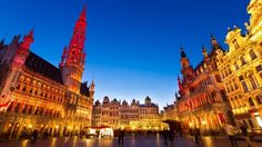 Citytrip in hartje bruisend <b>Brussel</b> incl. fles bubbels!