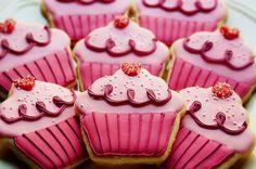 cupcake cookies :)