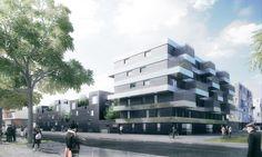 51 logements BBC, 2:pm architectures + Nicolas Laisné + OFF Architecture | Arquitectura Beta