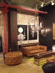 Abc kitchen 35E 18 street. N York. Tienda de decoracion y restaurante.. Me lo compraria todo!!!