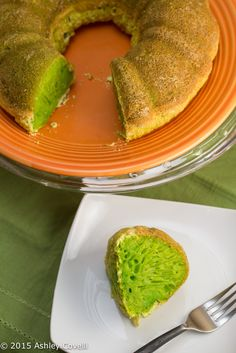 Vietnamese Honeycomb Green Cake Recipe | Big Flavors from a Tiny Kitchen