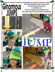 we did MATH with frog jumps Letter F, Kindergarten, Math, Learning, School, Fun, Ideas, Math Resources, Studying