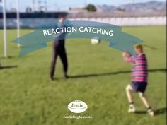 Reaction Catching Skill Drill - YouTube