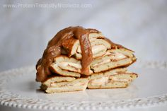 Protein Treats By Nicolette : Protein Crepes