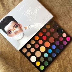 Morphe x James Charles píntєrєst: Gabella'?♀️ - Augen Make Up Anleitung Makeup Kit, Makeup Brushes, Beauty Makeup, Eye Makeup, Makeup Ideas, Blush Makeup, Makeup Tools, Beauty Care, Beauty Tips