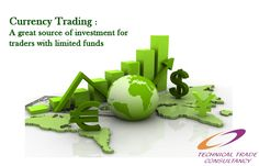 #Currency #Trading: A great source of #investment for #traders with limited #funds . Read more at:http://bit.ly/1K4EvDM