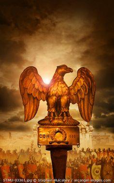 www.arcangel.com - the-imperial-roman-eagle