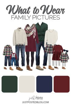 Fall Family Picture Outfits, Christmas Pictures Outfits, Family Picture Colors, Family Christmas Pictures, Picture Ideas, Family Christmas Outfits, Photo Ideas, Christmas Pics, Navy Family Pictures
