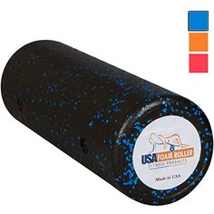 Crosstrainer Blue, 6-Inch x 18-Inch Pro-Tec Athletics Foam Roller Ausdauertraining