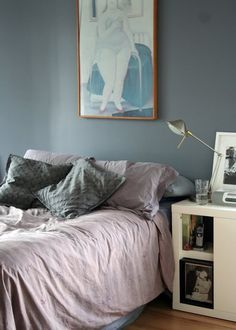 "Benjamin Moore ""Shadow Gray"""