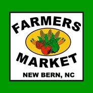New Bern Farmers Market has an amazing variety of local produce and crafts and wonderful baked goods.