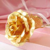 I would love a  KDLINKS 24K 10-Inch Gold Foil Rose - Best Valentine's Day Gifts - Handcrafted & Last Forever! / http://www.holidaygoodness.com/kdlinks-24k-10-inch-gold-foil-rose-best-valentines-day-gifts-handcrafted-last-forever/