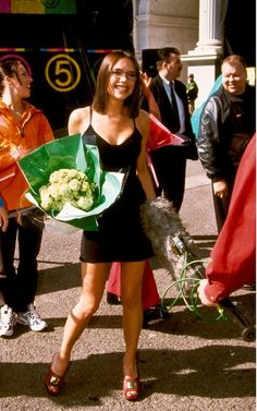 Victoria Beckham in 1997
