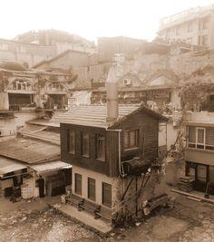 Balkapanı han. Eminönü - İstanbul.