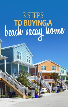 3 questions to ask to better determine if buying a vacation home is right for you.