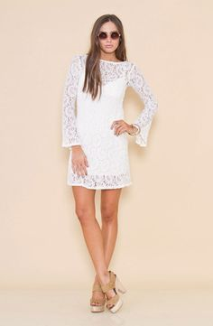 Sacred Heart Mini Dress by American Gold $69