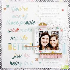 Discover new layout ideas at Scrapbook.com!