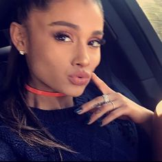 Light Of My Life, Ariana Grande, Chokers, Beauty, Granola, Icons, Queen, Music, Artist
