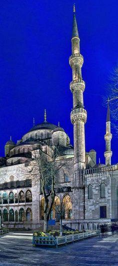 Mezquita Azul, Estambul, Turquía © Domingo Leiva