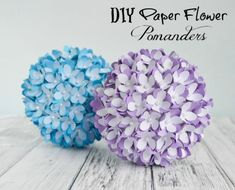 Egy nagyon kedvelt technikát mutatok be ma nektek  virágzó papírgömböt készítünk. Többféle méretben elkészíthetitek  ...