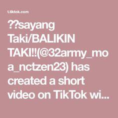 💚💜sayang Taki/BALIKIN TAKI!!(@32army_moa_nctzen23) has created a short video on TikTok with music Dynamite. lagu nya sangat bagus huhuhu#bts#bts_official_bighit #RM#Jin#Suga#Jhope#Jimin#V#Jungkook#fyp