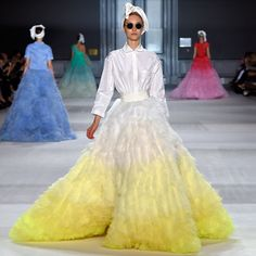 Giambattista Valli's Haute-Couture Collection
