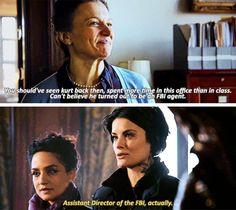 Proud Jane! #Blindspot #Season2 #2x13