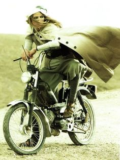 women on motorcycles