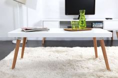 Table basse design scandinave TOTEM