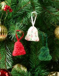 Knitting + Crochet Projects - Find All Your Needs At Spotlight Crochet Christmas Decorations, Crochet Christmas Ornaments, Christmas Bells, Christmas Angels, Christmas Crafts, Xmas, Christmas Nativity, Christmas 2019, Simple Christmas
