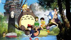 Las 5 incre�bles de Studio Ghibli